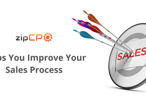 ZipCPQ Helps You Improve Your Sales Process