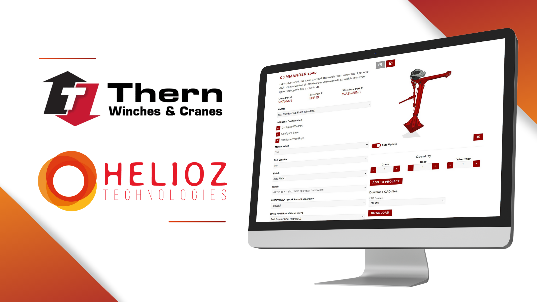 Thern Inc. Solution
